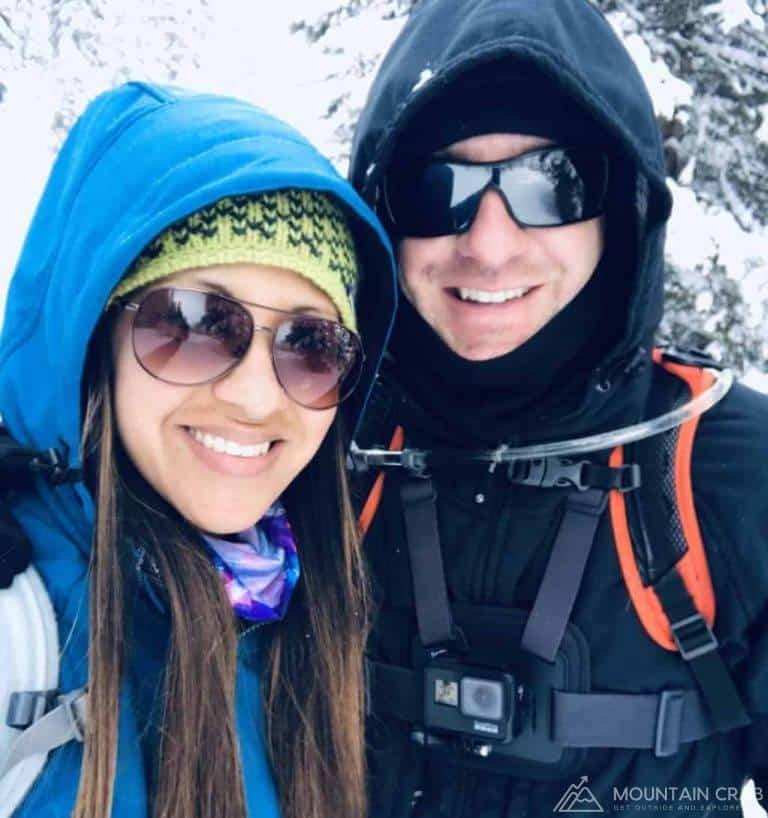 Christina and Matt