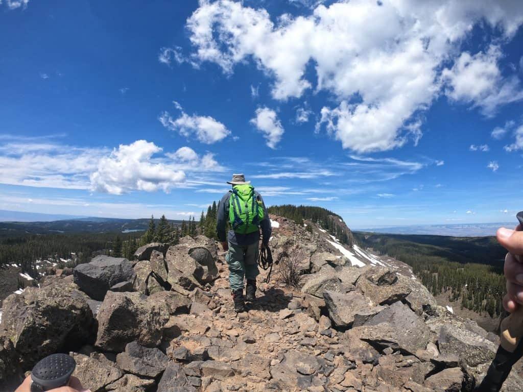 Crag Crest Trail Hike